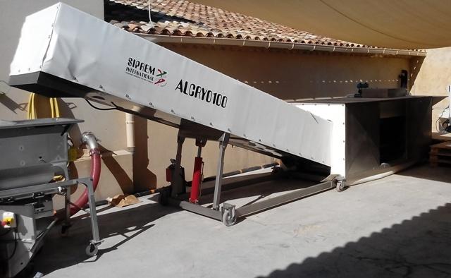 ALCRYO 100, 2015